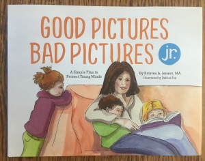 Good Pictures, Bad Picures Jr by Kristen A. Jenson