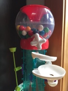 Thames and Kosmos Gumball Machine Maker science experiment toy for kids