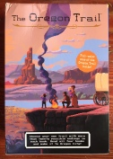 The Oregon Trail Choose Your Own Adventure box set of four chapter books for kids based on the