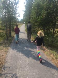 Hiking t